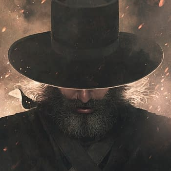 First Look at Alejandro Jodorowsky and José Ladrönns Sons of El Topo OGN
