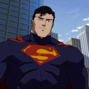 James Tucker Never Considered Shaq for Death of Superman Animated Movie [Interview/SDCC]