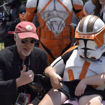 Kickstarter Success 'Magic Wheelchair' Gives Star Wars-Themed Wheelchairs to Kids at SDCC