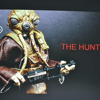 Hasbro Reveals Star Wars Black Archive and More at SDCC