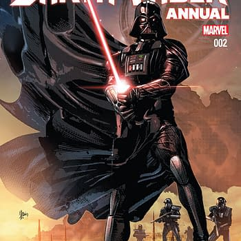 Darth Vader Annual #2 Review: A Brutal Prequel to Rogue One