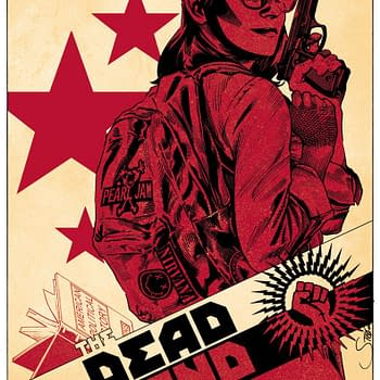 The Dead Hand #4 Review: Uncovering the Truth in the Name of Teen Angst