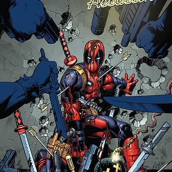 X-ual Healing: Deadpool Assassin #3 When the Brains Go Caving In