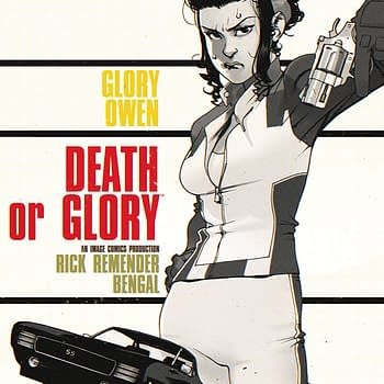 Death or Glory #3 Review: A Very Slow Start Saved by a Great Second Half