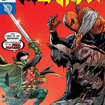 Deathstroke #33 Review: Father-Son Crimefighting Time