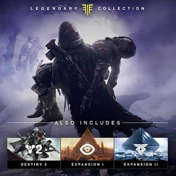 Bungie Announces Destiny 2 Forsaken &#8211 Legendary Collection for September