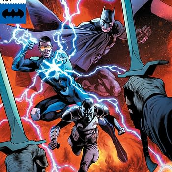 Detective Comics #984 Review: Another Great Issue for the Gotham Team