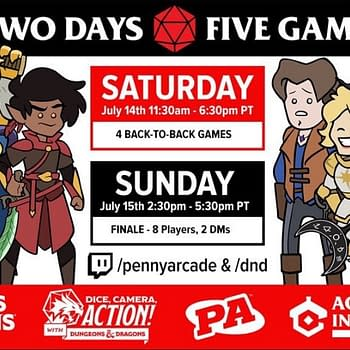 Acquisitions Inc. and Dice Camera Action Announce Crossover Event