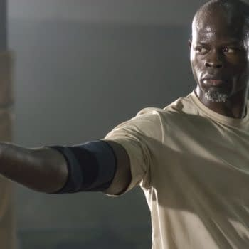 From Marvel to DC: Djimon Hounsou Will Appear in Shazam!