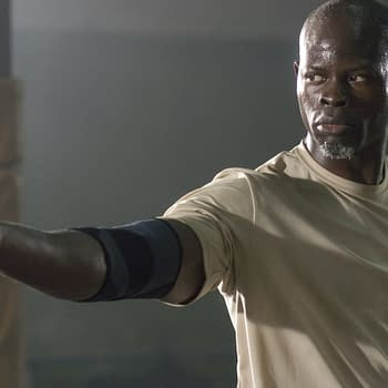 From Marvel to DC: Djimon Hounsou Will Appear in Shazam