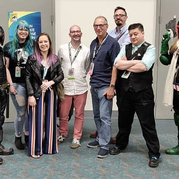 Norms Simps Muties and Perps Get Ready for the 2000AD Thrill Hour Recap [SDCC]