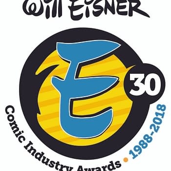 Nichelle Nichols Benedict Wong and Cas Anvar Present The 30th Annual Eisner Awards 2018