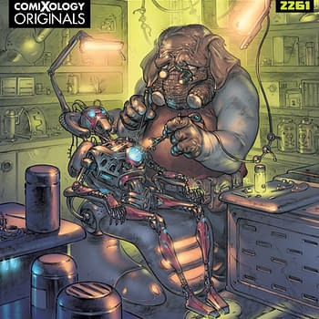 Of Rats and Elephantmen &#8211 Preview of Elephantmen 2261: The Death of Shorty #2