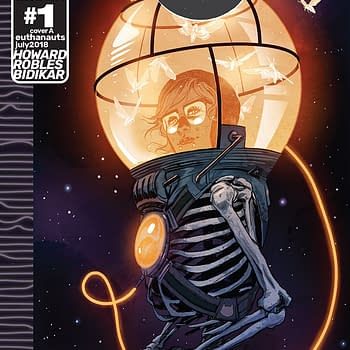 Euthanauts #1 Review: Going Off the Deep End of Life and Death