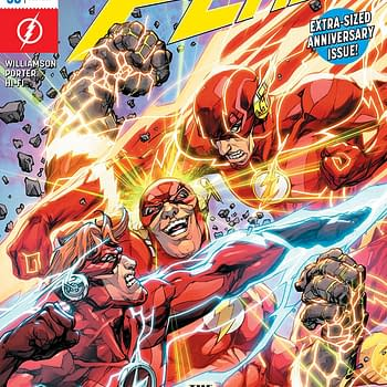 The Flash #50 Review: A Genuinely Good Finale