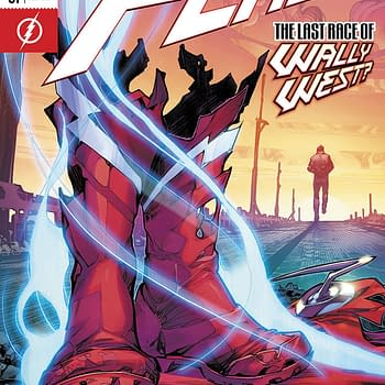 The Flash #51 Review: Dealing with Emotional Fallout of Flash War