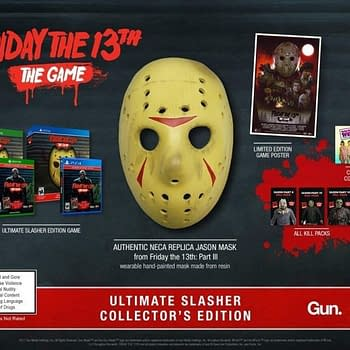 Friday the 13th: The Game is Getting a Collectors Edition