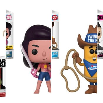 Funko Round-Up: Star Wars Blink-182 Steven Universe and More
