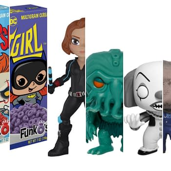 Funko Round-Up: More Cereal Horror Pops Black Widow