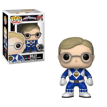 Funko Mighty Morphin Power Rangers Blur Ranger Pop