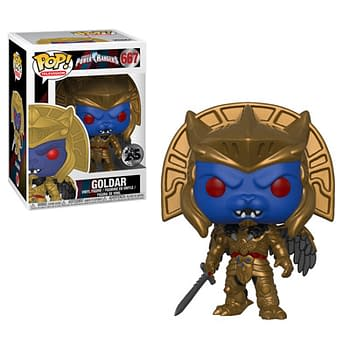 Funko Mighty Morphin Power Rangers Goldar