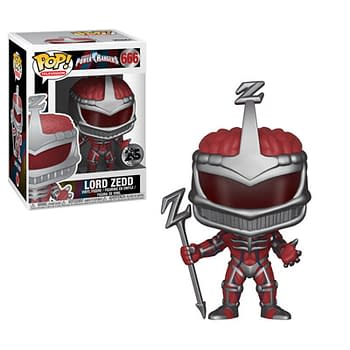 Funko Mighty Morphin Power Rangers Lord Zed Pop