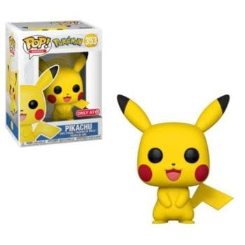 Pokémon Funko Pops Are Finally Coming, Pikachu First