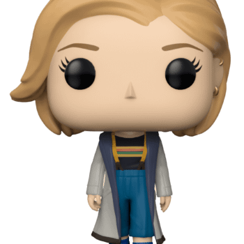 Funko SDCC Doctor Who 13th Doctor Pop