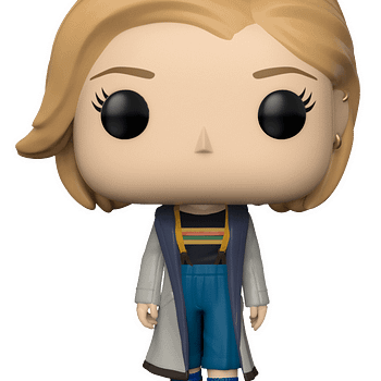 13th Doctor Figures and Clothing Debut at San Diego Comic-Con from Titan Funko and Her Universe