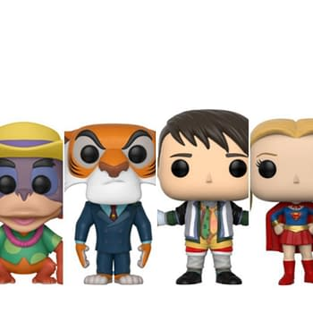 Funko Reveals New TaleSpin and Friends Wave 2 Pops
