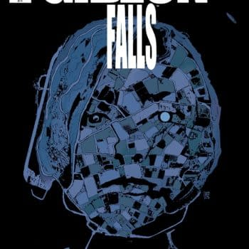 Gideon Falls #5 cover by Andrea Sorrentino