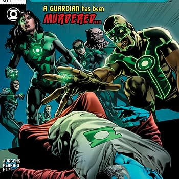 Green Lanterns #51 Review: A Surprisingly Bleak Turn for Simon and Jess