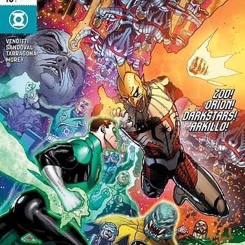 Hal Jordan and the Green Lantern Corps #48 Review: The Darkstar War Begins