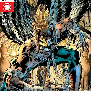Hawkman #2 Review: This Series Continues to Soar