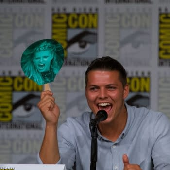 28 Photos from the Vikings San Diego Comic-Con Panel