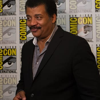 Neil DeGrasse Tyson Talks Cosmos Season 2 and More at SDCC