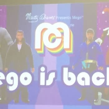 Mego, the Funko of the 1970s, Is Back! [SDCC]