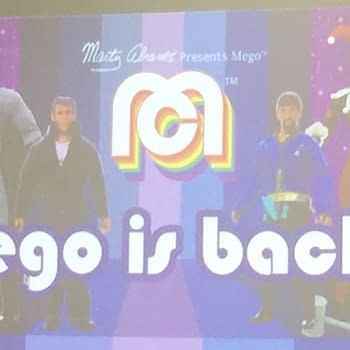 Mego the Funko of the 1970s Is Back [SDCC]