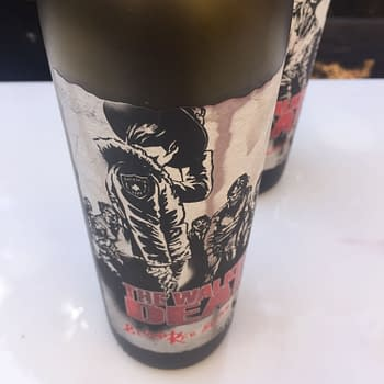 The Drinking Dead: A Walking Dead Wine Tasting at SDCC