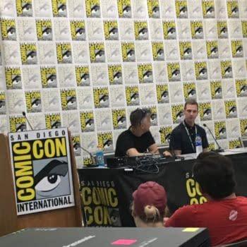 Black Mask Studios and Mr. Robot: Hacking Comics Panel at SDCC