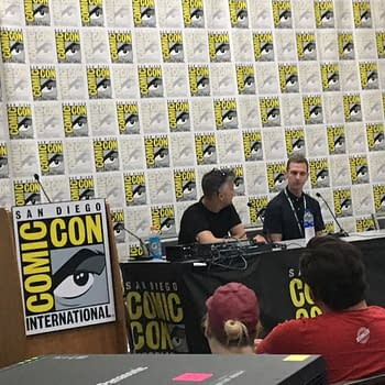 Black Mask Studios and Mr. Robot: Hacking Comics Panel at SDCC