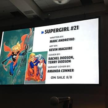 Hawkman is Indiana Jones and More from DCs Worlds Finest Comics Panel [SDCC]