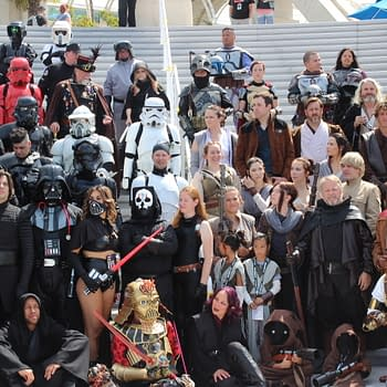 Lying In The San Diego Gutters – 41 Articles From Comic-Con Sunday