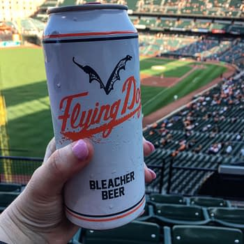 Nerd Food: Flying Dog Bleacher Beer is Summer in a Can