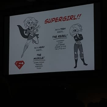 Wonder Woman is Valedictorian and Supergirl is a Rebel: DC Super Hero Girls at SDCC