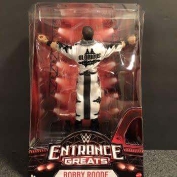 Mattel WWE Entrance Greats Bobby Roode Figure 1