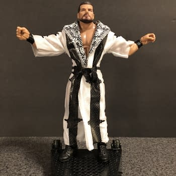 Mattel WWE Entrance Greats Bobby Roode Figure 3