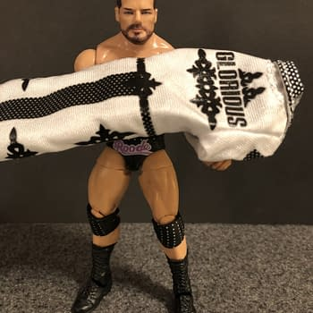 Mattel WWE Entrance Greats Bobby Roode Figure 7