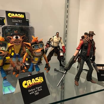Check Out a Ton of Pics from the NECA Booth at SDCC
