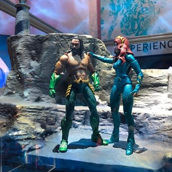 Check Out the DC Multiverse Figures at the Mattel Booth at SDCC
